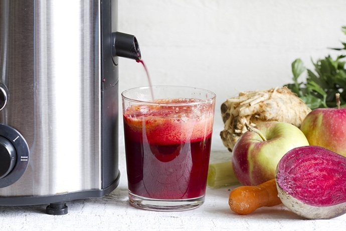 juicing and dental health
