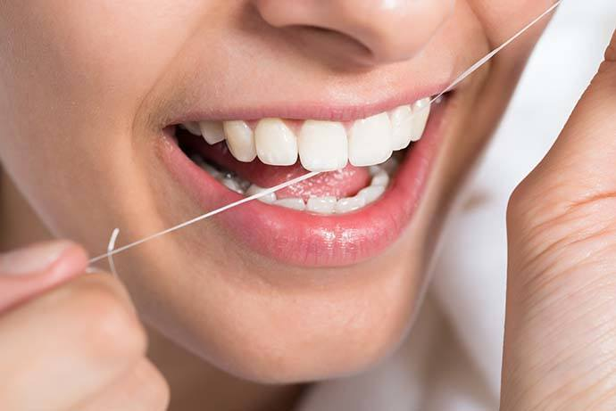 how to get rid of transparent teeth